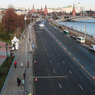 Коммунальщики в субботу помоют московские дороги