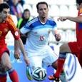 Сборная России завершила год на 31-м месте рейтинга ФИФА