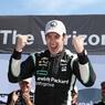 Indycar: Себастьян Бурде выиграл субботнюю гонку в Детройте
