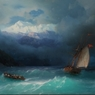 Третьяковская галерея продлит работу выставки Айвазовского (ВИДЕО)
