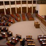 По итогам второго тура парламентских выборов победили сторонники Макрона