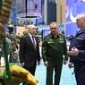 Шойгу назвал число новейших вооружений, полученных российскими ВС