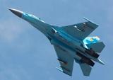 Су-27 российских ВКС упал в Черное море