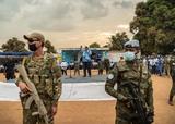 Повстанцы штурмуют столицу Центрально-Африканской республики