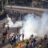 Гуаидо сообщил о гибели человека в ходе протестов в Венесуэле
