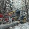 В Магнитогорске из-под завалов спасли маленького ребёнка