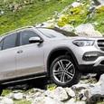 Новый Mercedes GLE получил мощные дизели
