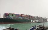 Как блокировка Суэцкого канала из-за застрявшего контейнеровоза отразилась на рынках