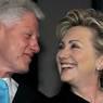 Билл и Хиллари Клинтон празднуют рождение внучки