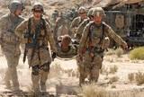 При обстреле американских баз в Ираке пострадали 34 солдата США
