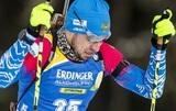 Биатлонист Логинов выиграл золото на чемпионате мира