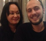 Лариса Гузеева поздравила любимого сына Георгия Толордава с днем рождения