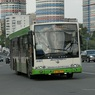Водителя станцевал лезгинку за рулем автобуса