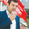 Молдавская оппозиция заблокировала ряд дорог в Кишиневе