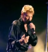 Скончался рок-певец Джонни Холлидей