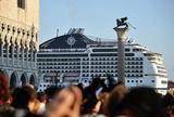 Круизные суда опять будут заходить в Венецию