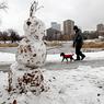 В Москву возвращается Зимушка-зима