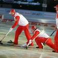 Российский керлингист, заподозренный в допинге, отказался от слушаний в суде